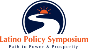 logo for Latino Policy Symposium